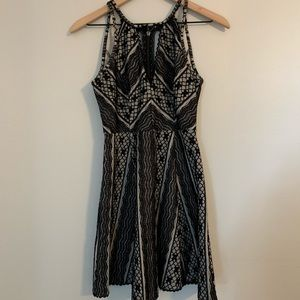 Free People Lace Party Dress